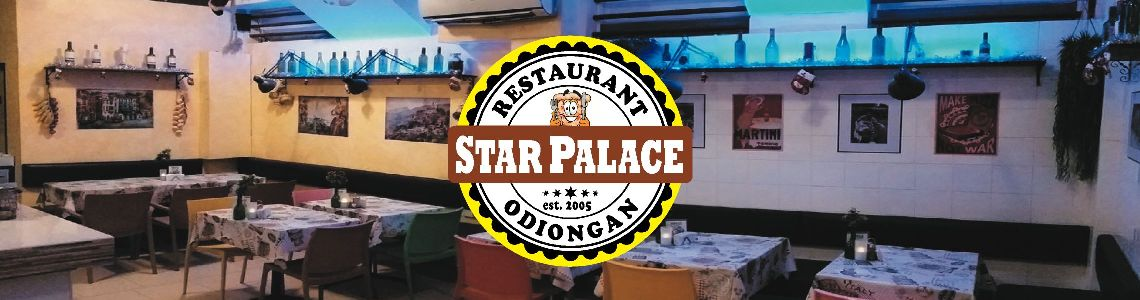 Restaurant Star Palace in Odiongan Tablas Island Romblon Responsive Template